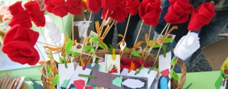 Per Sant Jordi, vine a la parada de CIPO/Fundació Amics de CIPO!