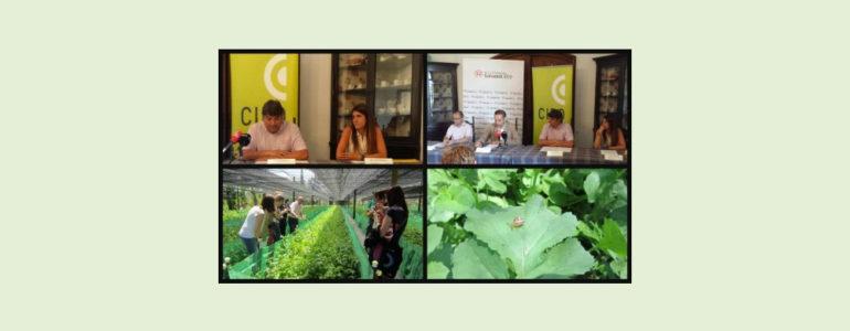 CIPO emprèn l'activitat d'engreix de cargols dins l'Espai Natura Fundació Sabadell 1859