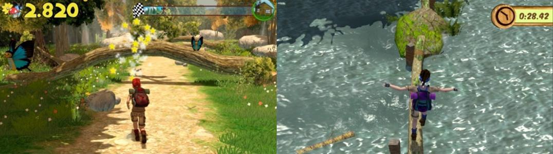 Cipoactivity bosc dels jocs
