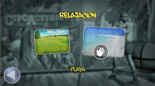 Cipoactivity relaxació