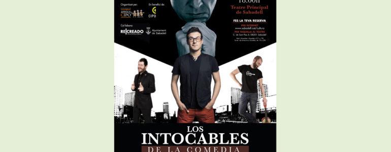 CIPO presenta: Los Intocables de la Comedia